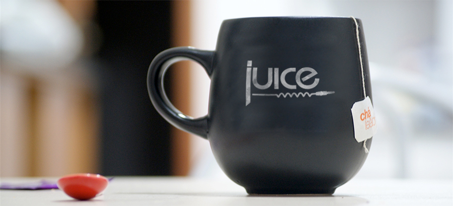 Juice Wedding Band Northern Ireland | pic of a Juice cup