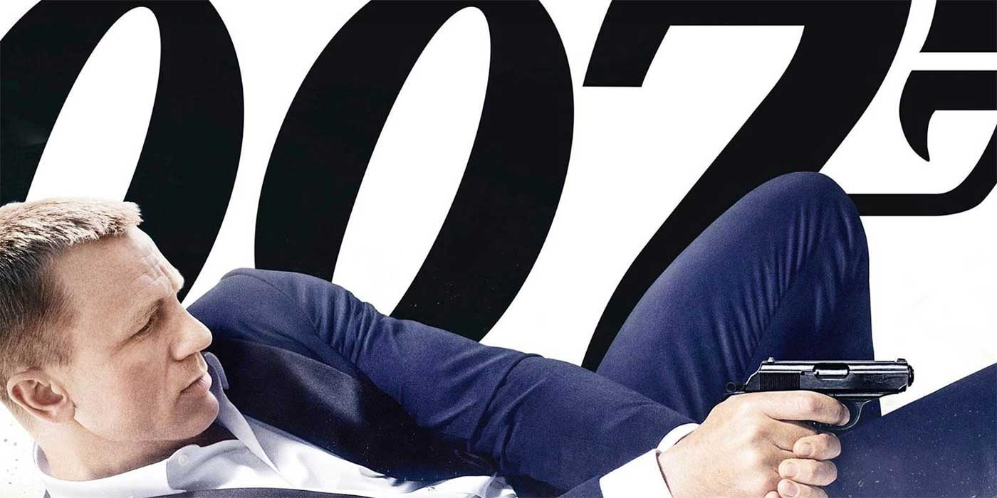 Photo of Daniel Craig as James Bond