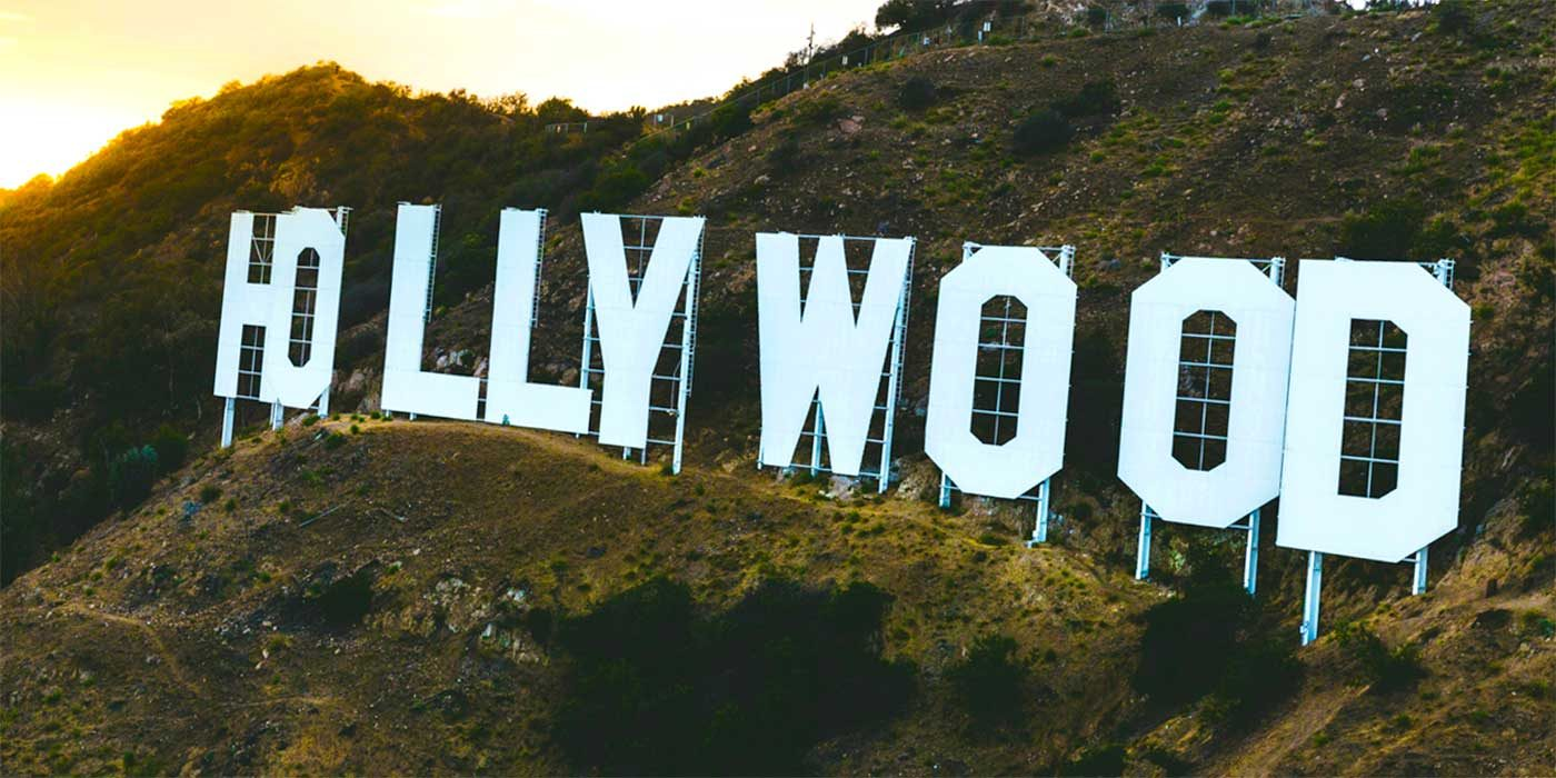 Photo of the Hollywood sign