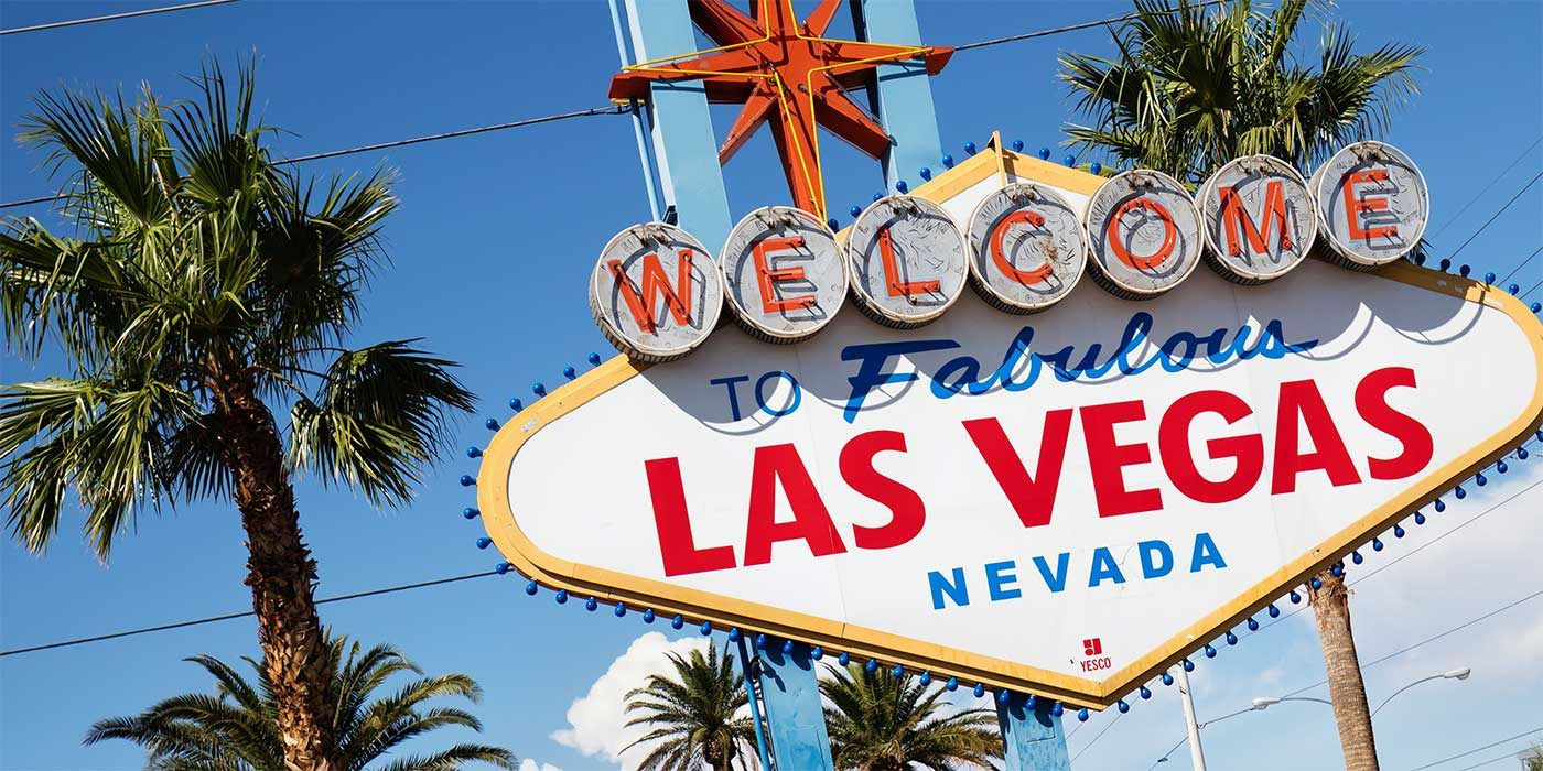 Photo of the Las Vegas sign