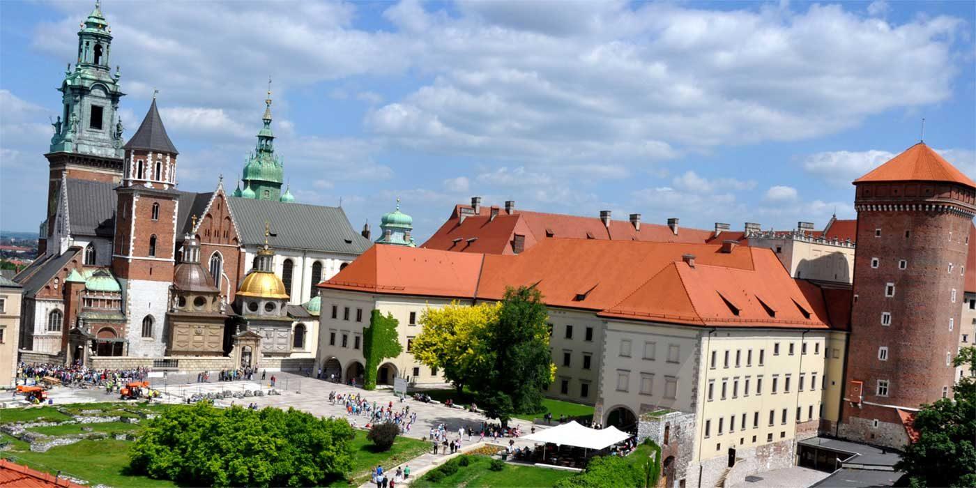 Photo of Wawel Castle Krakow Poland