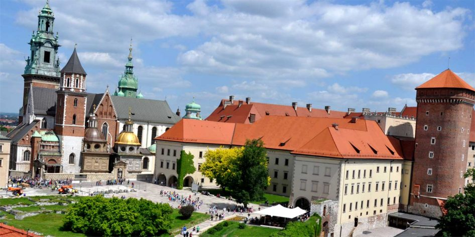 Photo of Wawel Castle Krakow Poland