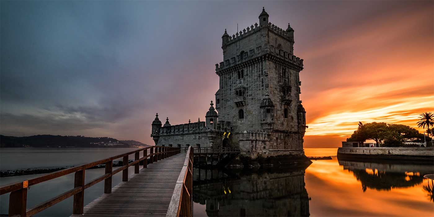 Photo of Belem Tower in Portugal