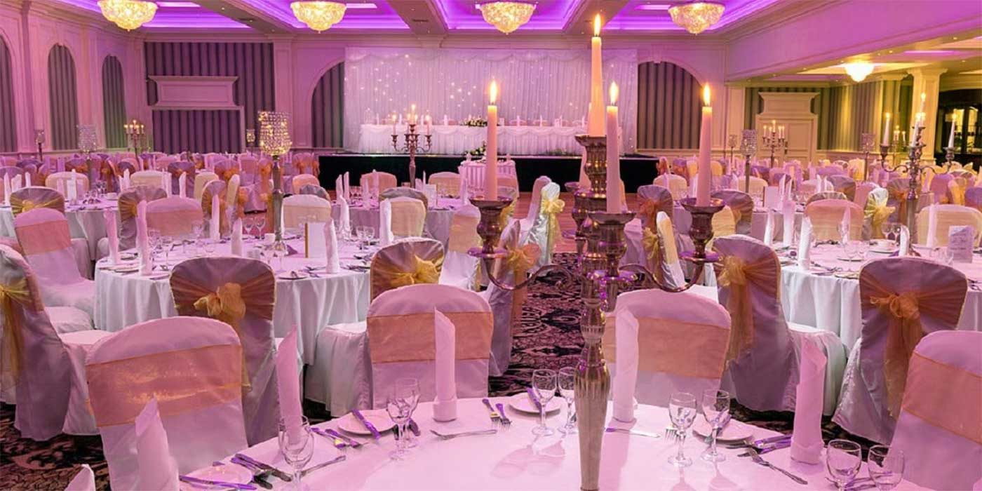 Photo of the Shellbridge Suite in the Clanree Hotel Letterkenny