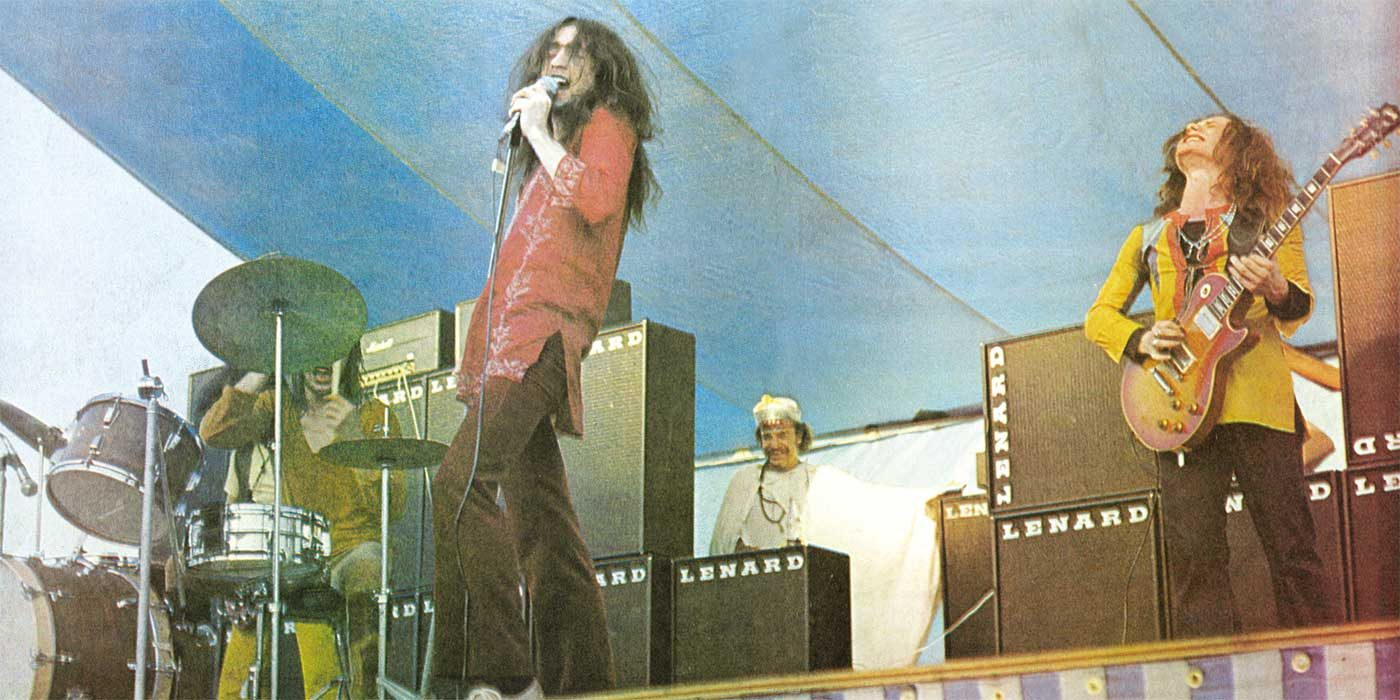 Photo of Free live on stage