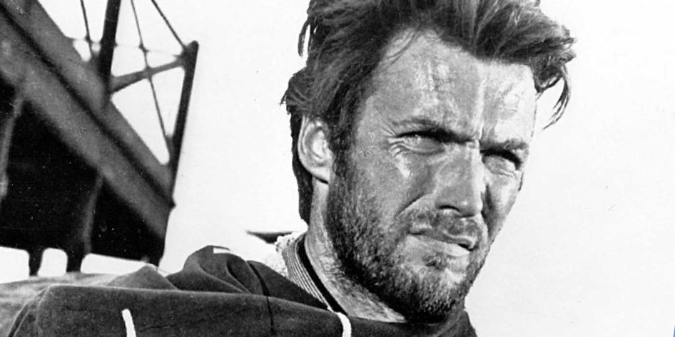 Photo of Clint Eastwood in a spaghetti western