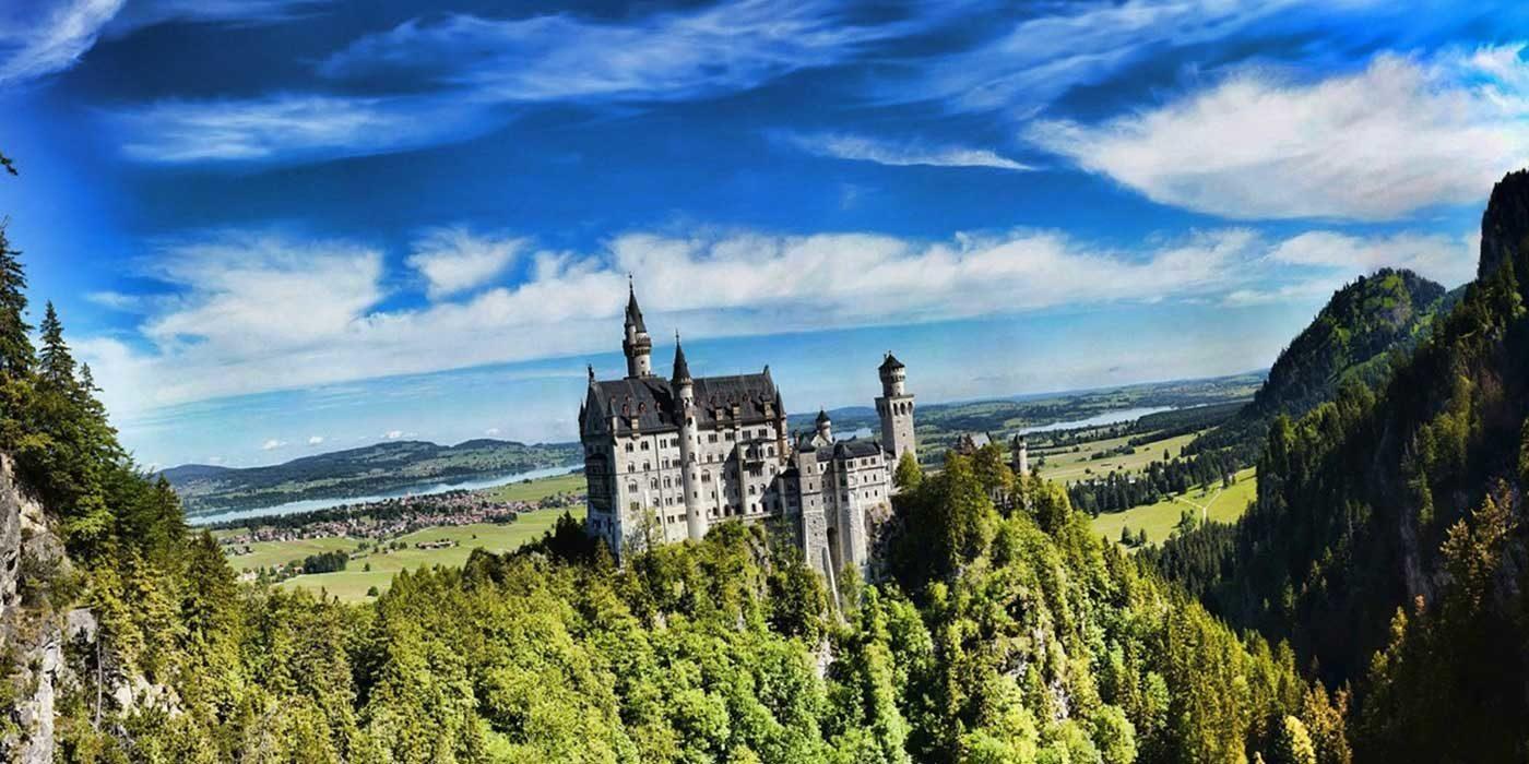 Photo of Neuschwanstein Castle in Germany