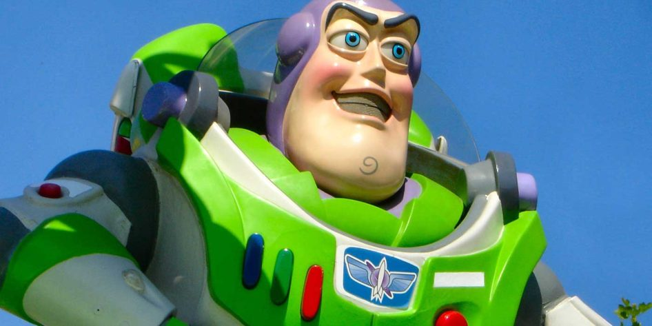 Photo of Buzz Lightyear