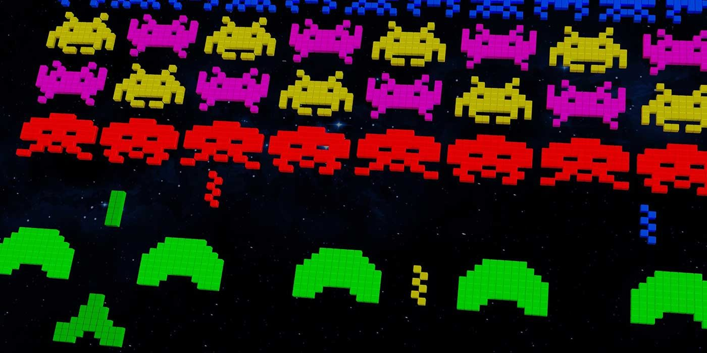 Photo of Space Invaders