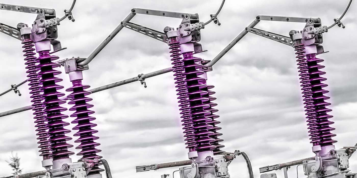 Photo of electric coils